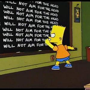 Hier der Grund warum Bart wohl niemals CS gespielt hat!