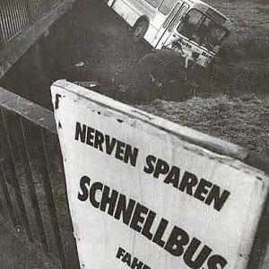 Nerven sparen, Schnellbus fahren