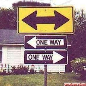 Hmm 1 oder 2 Wege