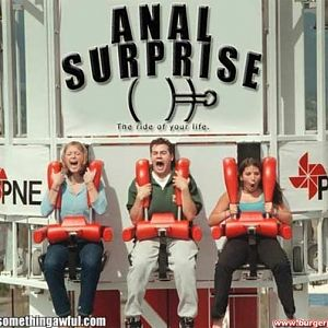 Anal Surprise!