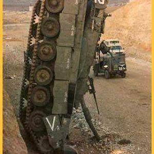 Fahrschule für Panzerfahrer?