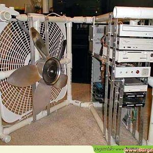 Das nenn ich n gute Kühlung